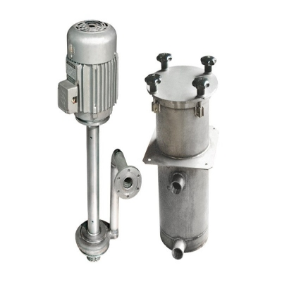 (J-2) Titanium Getter Pump