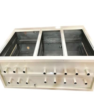 不锈钢槽 (H-2)