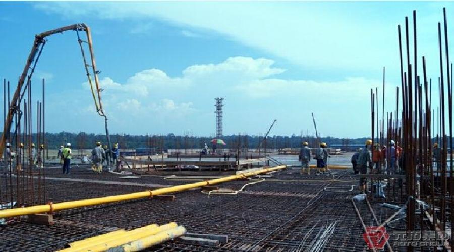 马来西亚OM铁合金厂项目工程